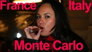 Mariah Milano French Riviera Monte Carlo & Verona Italy!
