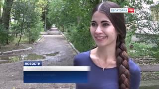Евпаторийская Рапунцель участвует во всероссийском конкурсе!