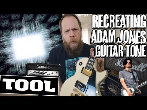 Recreating The Adam Jones TOOL Guitar Tone!