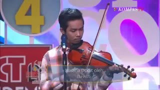 Dodit: Musik dan Makanan (SUCI 4 Show 3)