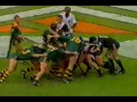 1988 World Cup Final Australia V New Zealand
