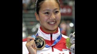 18歳の渡部が五輪、世界選手権の女子200メートル平泳ぎで92年バ...