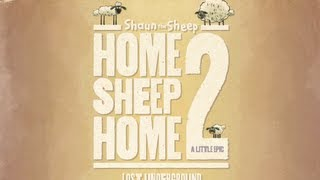 Home Sheep Home 2 Lost Underground-Walkthrough