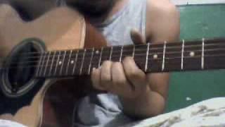 Sobakasu (Samurai X Opening) - acoustic fingerstyle (amateur)