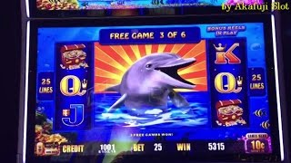 Super Big Win★Lightning Link Slot Machine 10c Denom Bet $2.50, Cosmopolitan Las Vegas, Akafujislot