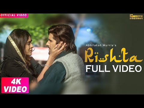 Rishta (Full Video) Abhilaksh | Mr. Vgrooves | Heart Touching Sad Song 2018 | Groove Records