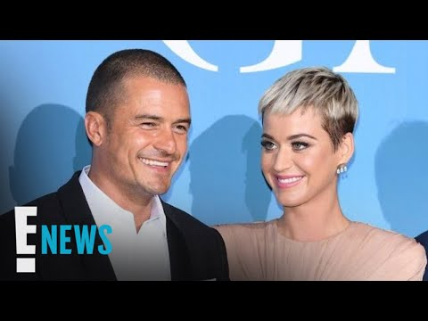 Katy Perry and Orlando Bloom Make Their Red Carpet Debut | E! News Mp3