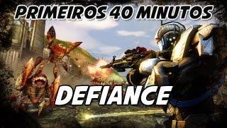 Defiance - Primeiros 40 Minutos [BR]
