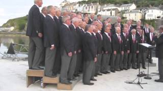 Let the Lower Lights Be Burning - Mevagissey Male Choir