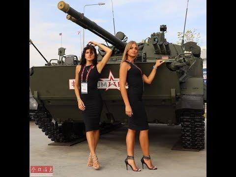 АРМИ-2019 (Russian Arms) и Федерация К-9 СОБ Кремль-9. Вооружение Минобороны