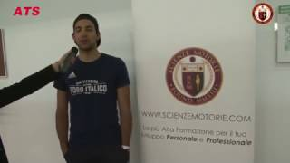 Testimonianza - Summit Scienze Motorie Milano 2016