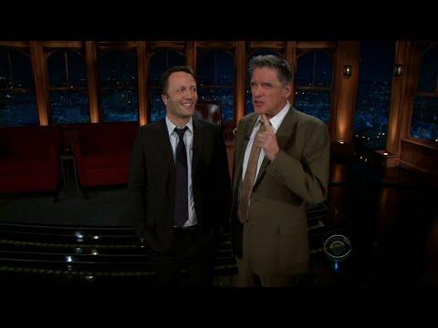Late Late Show with Craig Ferguson 11/29/2010 Michael Sheen