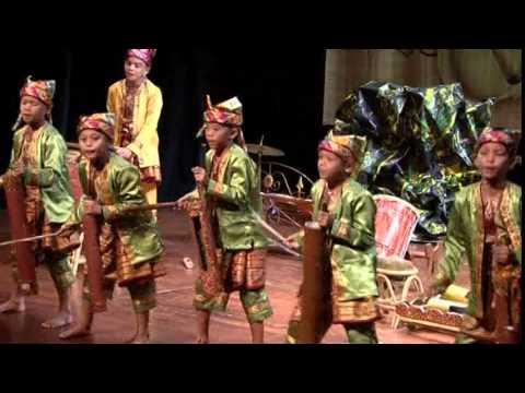SUMATERA SELATAN - Festival Nasional Musik Tradisional Anak-Anak 2014 by MAM EO