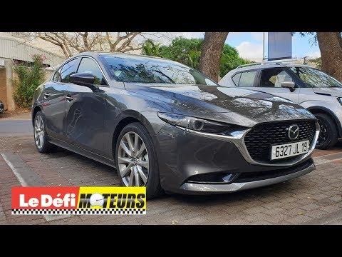 La nouvelle Mazda 3 est en vente à Maurice