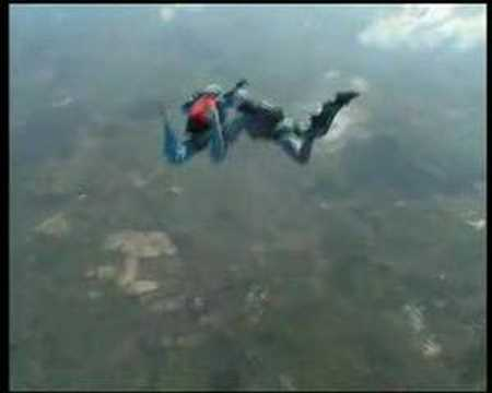 Adam Finch Skydive