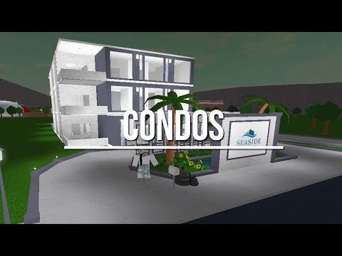 ROBLOX | Welcome to Bloxburg: Condos