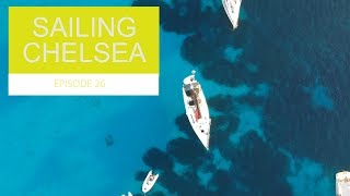 Episode 26 - Sailing Chelsea - We sail to the most beautiful town in the Balearics!