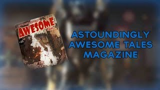 Fallout 4: All Astoundingly Awesome Tales Magazine locations (14 Issues)