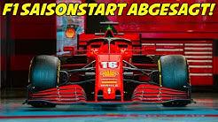 F1 Australien GP 2020 Abgesagt | Saison in Gefahr? | Melbourne, Formel 1 2020