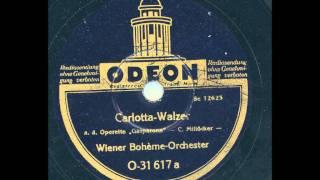 Wiener Boheme-Orchester - Carlotta Walzer