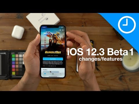 Apple releasing iOS 12 3 1 today with VoLTE and iMessage bug