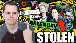 Baixar MY GREEN DAY CONTENT WAS STOLEN (PROOF + RANT)