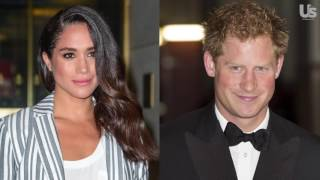 Prince Harry Introduced Meghan Markle​ to Prince William During London Visit