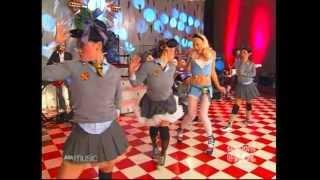 gwen Stefani live AOL Sessions Harajuku Girls
