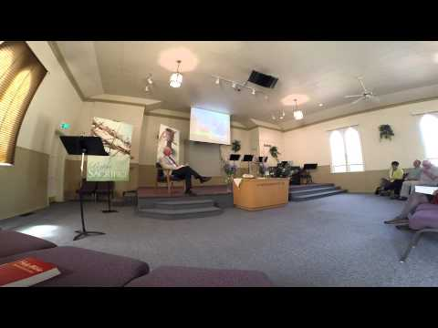 Discovery Christian Church - Sermon on temptation and investment
