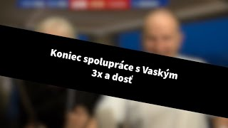 Live: Koniec spolupráce s Rudolfom Vaským #md13x38