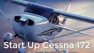 [X-Plane 10] Cessna 172 Start Up