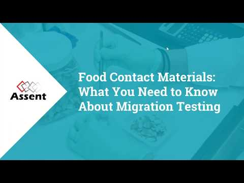 [Webinar] Food Contact Materials: What You Need to Know About Global Migration Testing