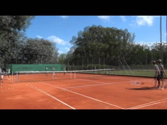 Pre-Temporada en Pilar Tennis Ranch