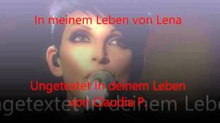In meinen Leben-Nena (Original Musik Video) In deinem Leben feat Claudia