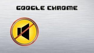 Google Chrome: plus de son sur Youtube ?