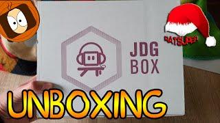 Unboxing : JDG Box de Décembre / Un Noel Geek !