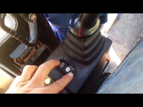 TEREX AC60/ How to drive كيف تقود تيراكس 60 طن