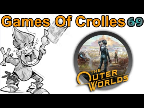 THE OUTER WORLDS le RPG à choix multiples ! Games Of Crolles 69 RADIO GRESIVAUDAN