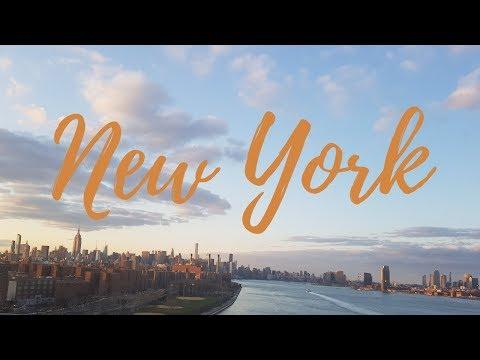 New York, US Travel Diary  Day 1&2 (2018)  KarmelaJabla