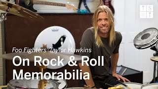 Download Foo Fighters Drummer Taylor Hawkins on Collecting, Rock & Roll Style Mp3 and Videos