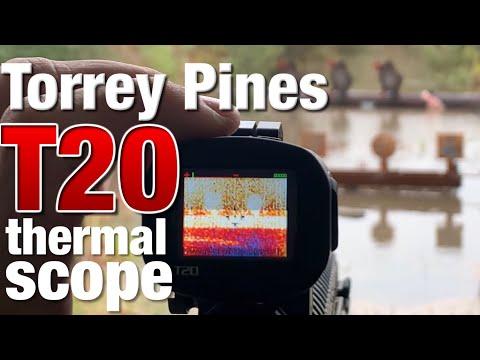 Torrey Pines T20 thermal in the rain at 60 yards