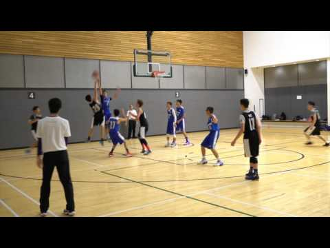 2016 Hong Kong Basketball Academy  Game 1