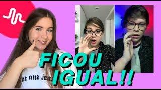 IMITANDO MUSICAL.LYS DE FÃS #SofiaImita2