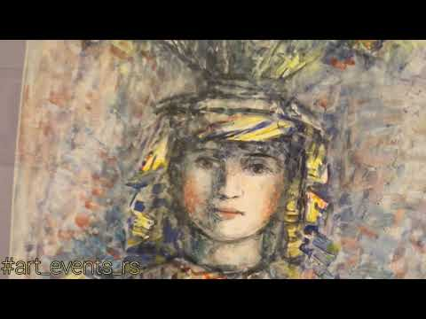 #Exhibition Of Aleksandr #Tyshler In Russian #museum /ST-PETERSBURG #art_events_rs