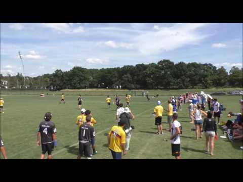 2016 WJUC U20O USA vs Colombia