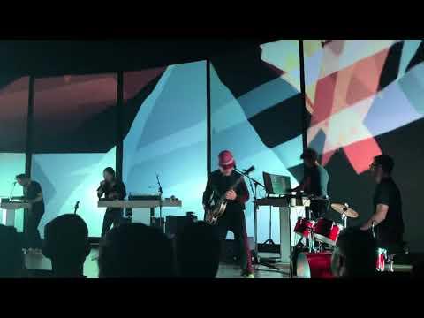 Thom Yorke w/ Flea & Joey Waronker - Atoms for Peace Live @ The Orpheum 12-19-18 in HD
