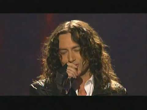 American Idol - Constantine Maroulis - Unchained Melody (LIVE) - Top 9 Results Show - 04/07/11
