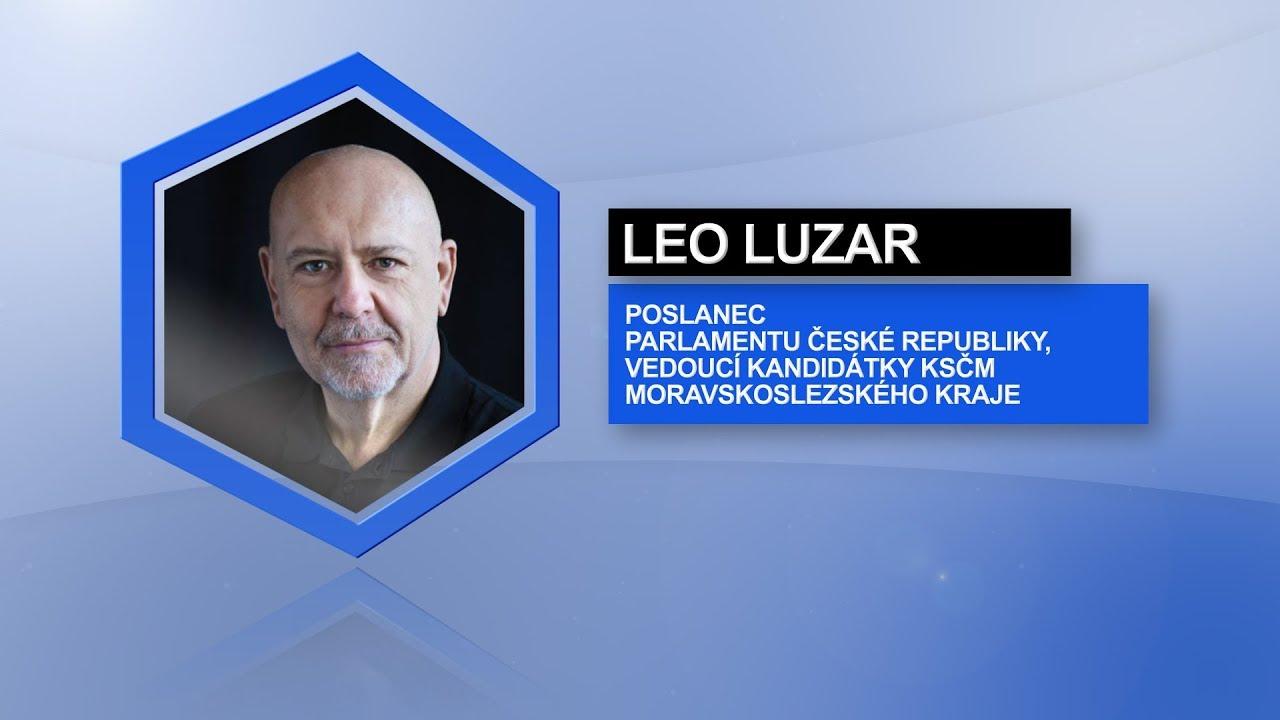 Leo Luzar - Konec levné práce, právo na práci a spravedlivou odměnu