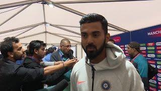 World Cup | KL Rahul rates his India vs Pakistan match performance