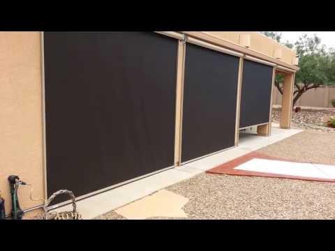 Retractable Screens Video